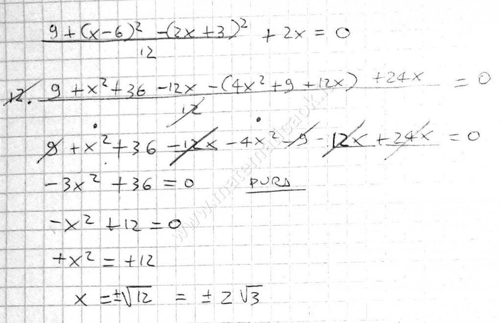 Esercizio 1 equazioni di secondo grado atematica k - Tavola di tracciamento secondo grado ...