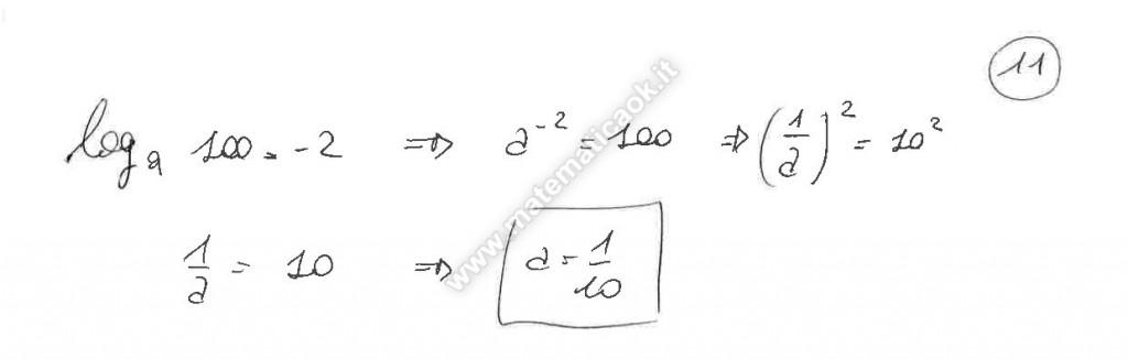 Espressioni logaritmiche