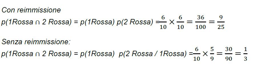 Calcolo di Probabilità
